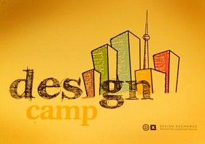 design camp for Kids at the DX in Toronto