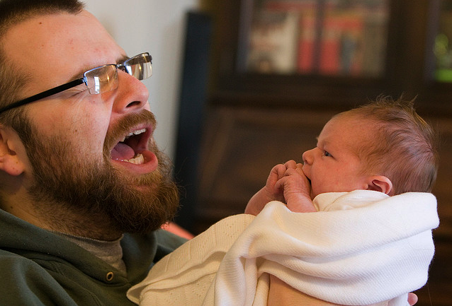 bring home the baby without bringing down the house