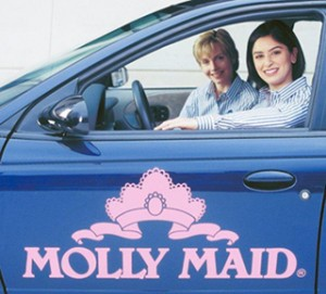molly maid franchise logo